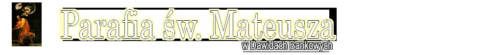Parafia św. Mateusza